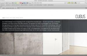CUBUS_Website